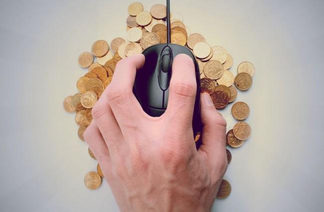 Como ganhar dinheiro com a internet em 4 passos